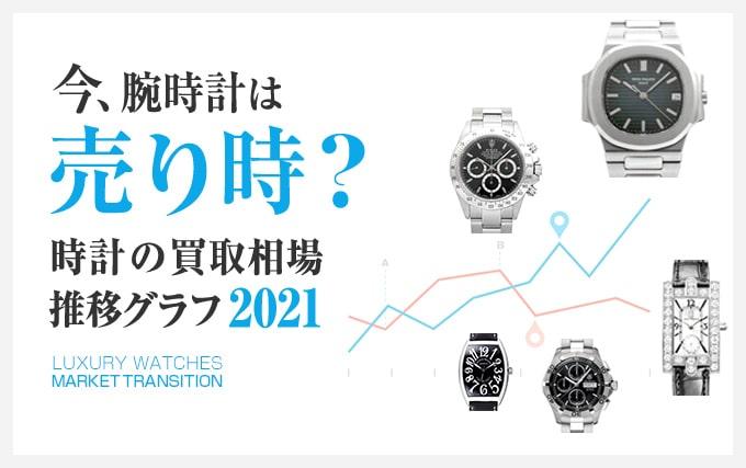 dd67930de2 ロレックスは売り時はいつ? ~時計の買取価格推移~
